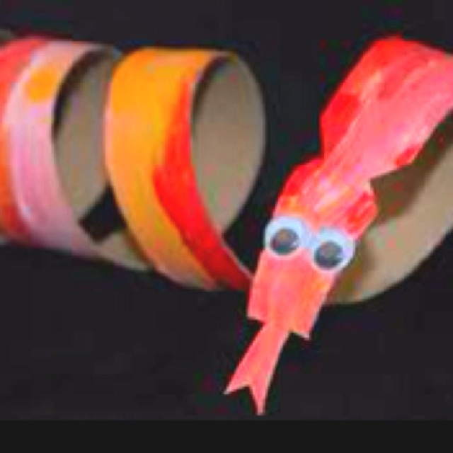 paper towel roll crafts snake paper towel roll school ideas paper 5138
