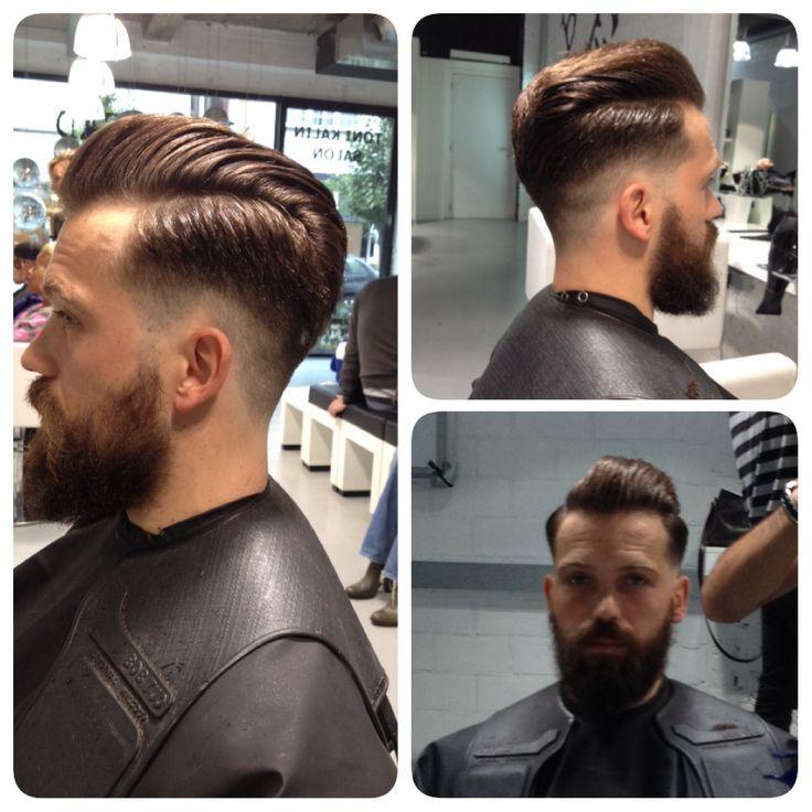 #undercut #oldschool #hairstyl #haircut #men #antwerp