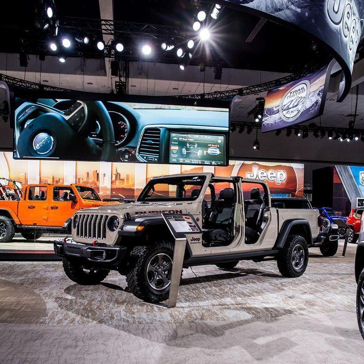 Meet the legend. JeepGladiator LAAutoShow jeep
