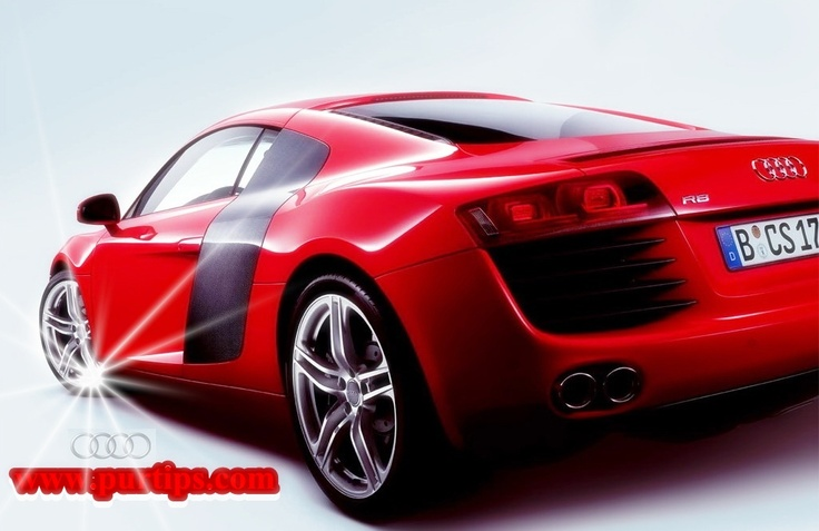 A8 ♥  Opens the Audi R8 with its red color with a luxurious and modern design.    http://purtips.com/Automobiles/Cars/Audi-W12-quattro/6743