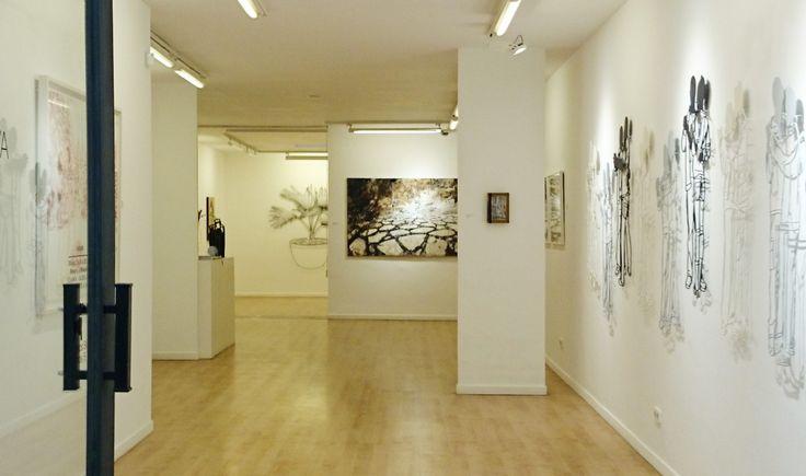 Víctor Lope Arte Contemporáneo. C/ Aribau 75 08036 – Barcelona.  936 675 559 info@victorlope.com