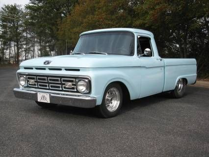 1964 Ford F 100 Pro Street Truck For Sale Cars And