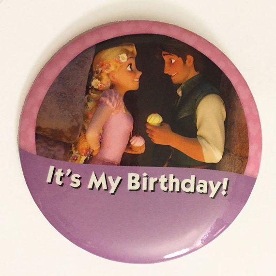It's my Birthday I'm Celebrating Button by parkbound on Etsy