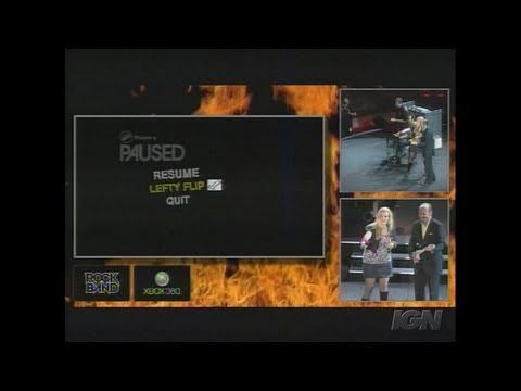 Rock Band Xbox 360 Gameplay with Peter Moore