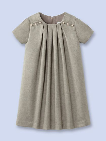 Jacadi Girls Alicante Dress--via Gilt