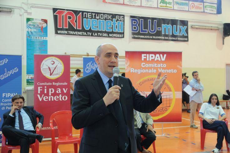 Stefano Camporese si dimette dal ruolo di presidente della Fipav di Padova