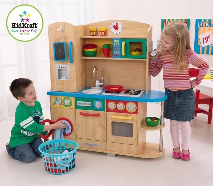 Kidkraft Cook Together Kitchen 53186 Lowest Price Online On All