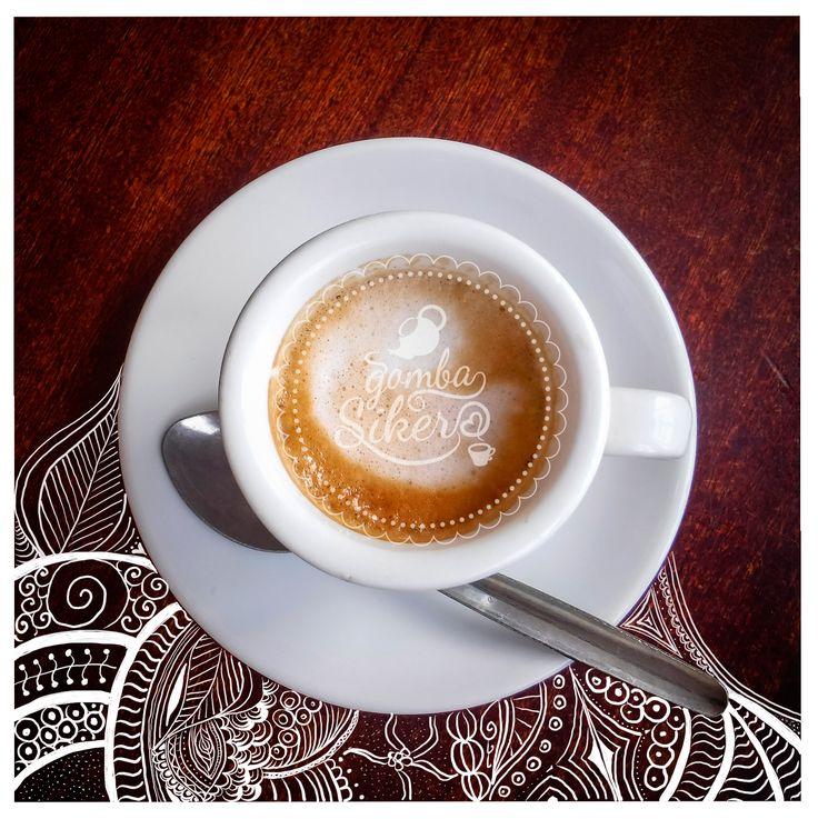 Kávé s mandala 2. #applepencil #mandala