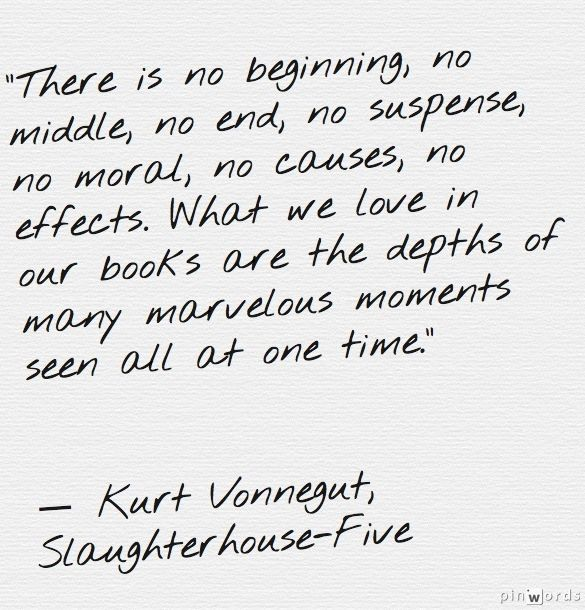 An analysis of the topic of the slaughterhouse five by kurt vonnegut