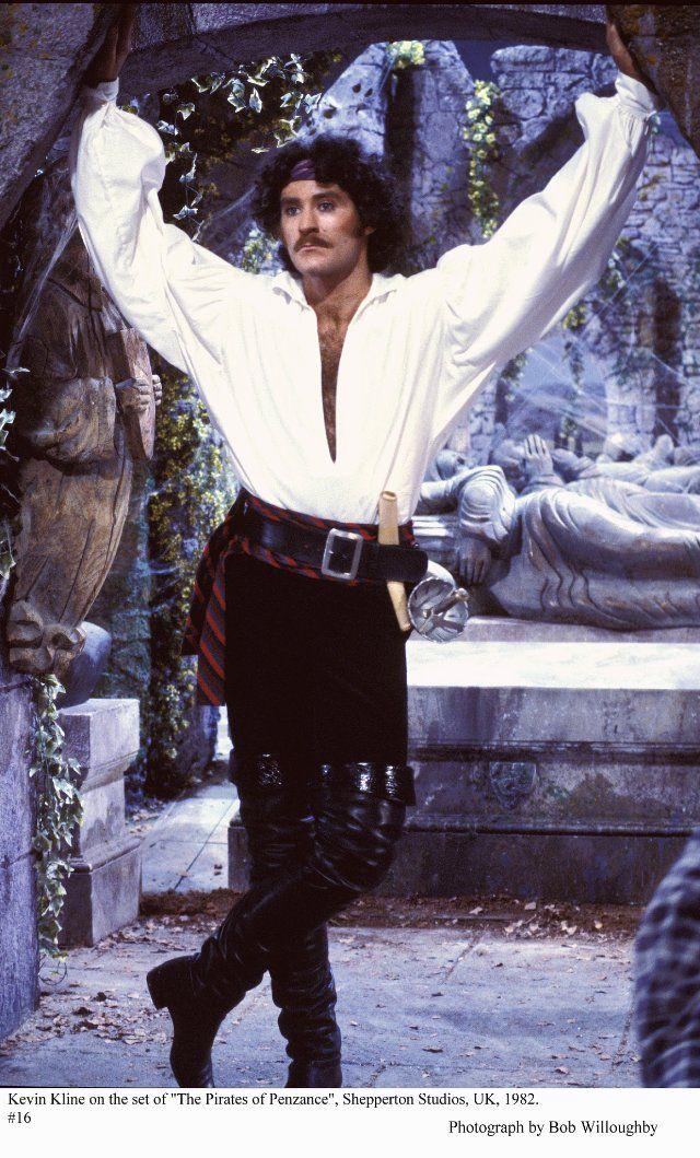 Kevin Kline The Pirates of Penzance -1981