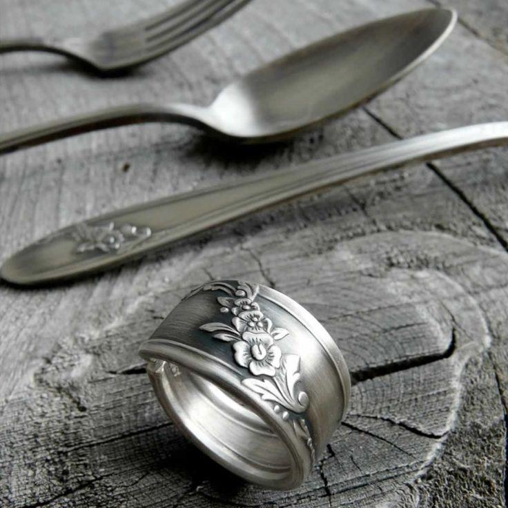 anello da  un cucchiaio 1