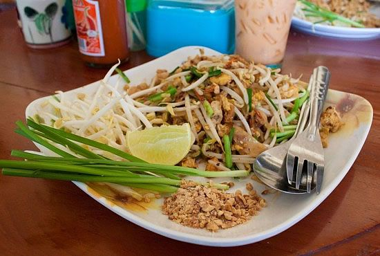 Pad Thai Noodles Recipe from TempleofThai.com online Thai & Asian grocery