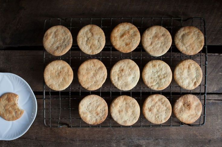 Enjoy your tea time with rich tea biscuits -- practically perfect in every way. Regula of Miss Foodwise shows us how.