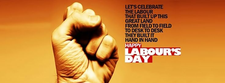 When you have a #country that can boast that more than 95 percent workforce is #employed  Happy labour Day