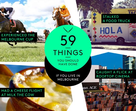 59 Things You Should Have Done If You Live in Melbourne | The Urban List