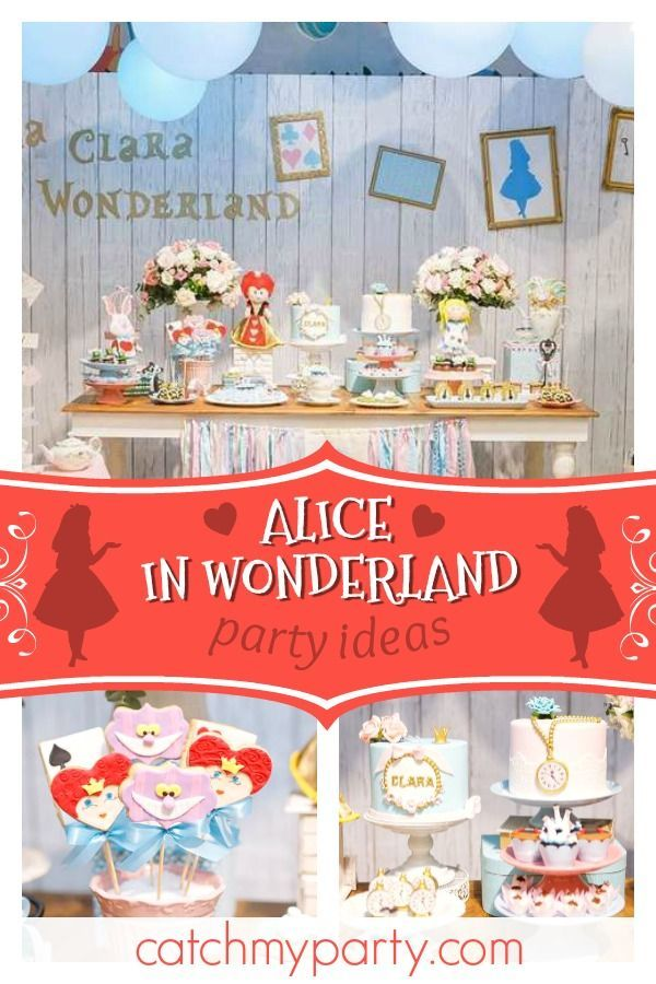 alice in wonderland birthday maria clara s delicate 2nd birthday rh pinterest com