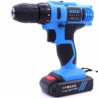 Cheap Peices GERMANY VOTO East Tools 21V Cordless Drill Electric ScrewdriverOrder in good conditions GERMANY VOTO East Tools 21V Cordless Drill Electric Screwdriver Before CR876HLAAFNOM5ANMY-32428836 Tools, DIY & Outdoor Power Tools Drills & Drivers CRC GERMANY VOTO East Tools 21V Cordless Drill Electric Screwdriver