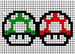 template pixel art creeper - Buscar con Google