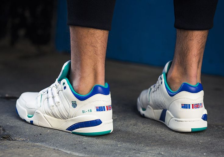 """K-Swiss Unveils """"Majors Pack"""" Inspired By Grand Slam Tennis Events"""