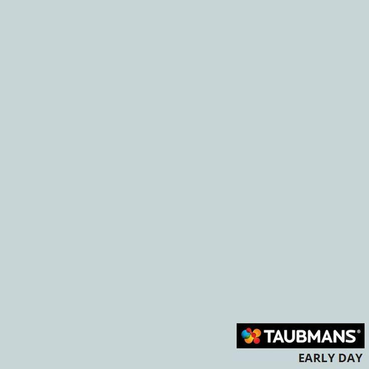 #Taubmanscolour #earlyday