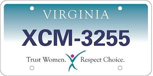 awesome You Can Share Your Abortion Views On Your License Plate Check more at https://epeak.info/2017/03/11/you-can-share-your-abortion-views-on-your-license-plate/