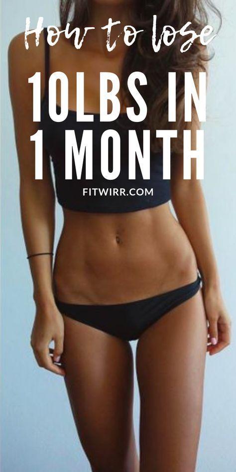 19 Wege, um 10 Pfund in einem Monat zu verlieren (No-Weird Diet Tricks)
