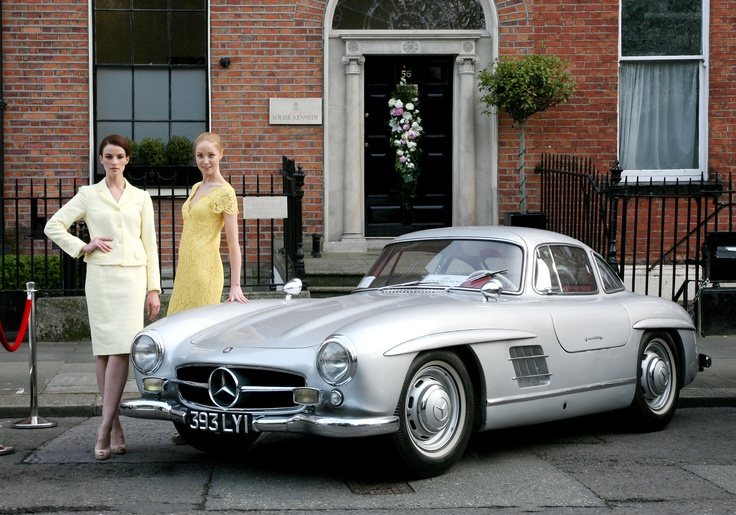 Summer Styling with Mercedes-Benz & Louise Kennedy May 2012