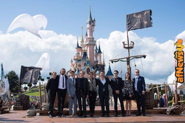 "I ""Pirati dei caraibi"" all'arrembaggio su Disneyland Parigi - http://www.afnews.info/wordpress/2017/05/15/i-pirati-dei-caraibi-allarrembaggio-su-disneyland-parigi/"
