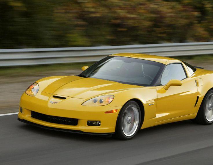 Corvette Z06 Chevrolet usa - http://autotras.com