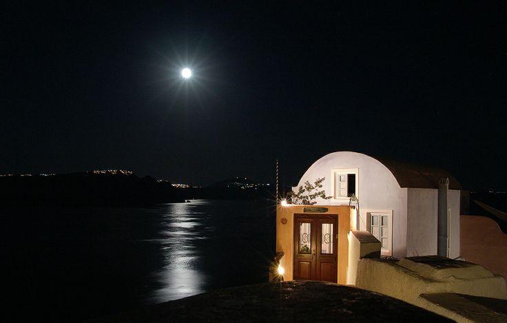 Aspaki, Oia Santorini
