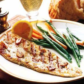 Tuscan Grilled Trout - I love trout and I especially love this recipe!