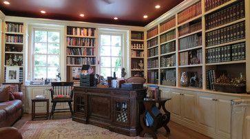 14 - Аннаполис Waterview Главная страница - фото 17 традиционный домашний офис