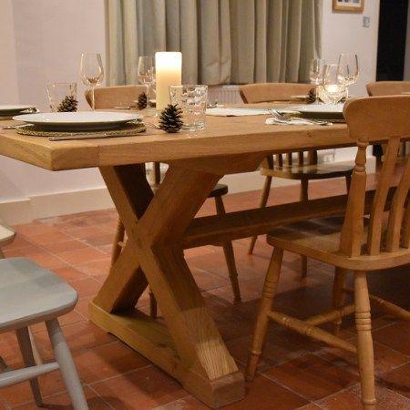114 Best Handmade Tables Images On Pinterest Glamorous Handmade Dining Room Tables Design Ideas