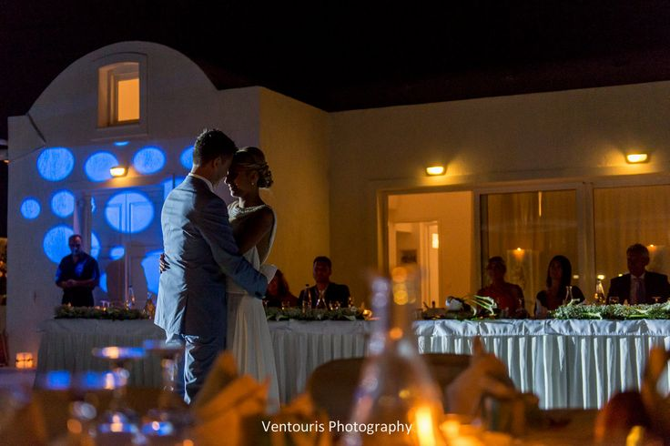 You wonder why many cute lovebirds around the world have chosen Thermes Luxury Villas to tie the knot. We had the pleasure to organize a lovely ceremony for Giannis and Marianna who got married! http://goo.gl/k0kseh #Santorini