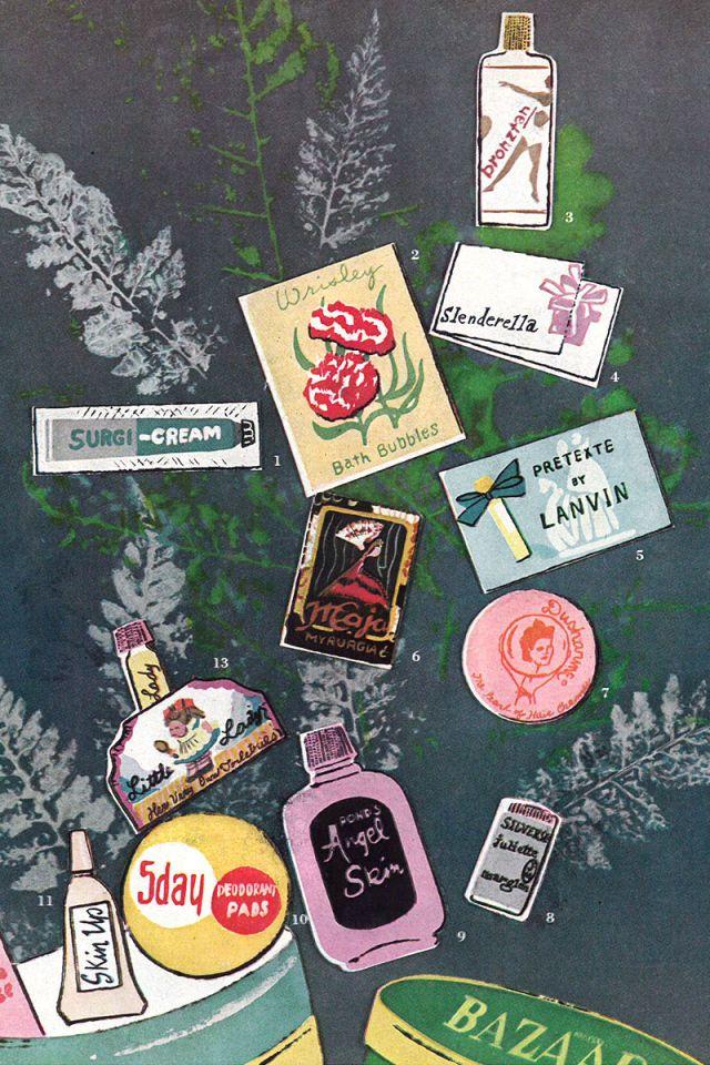 The Best of Warhol-The BAZAAR Years