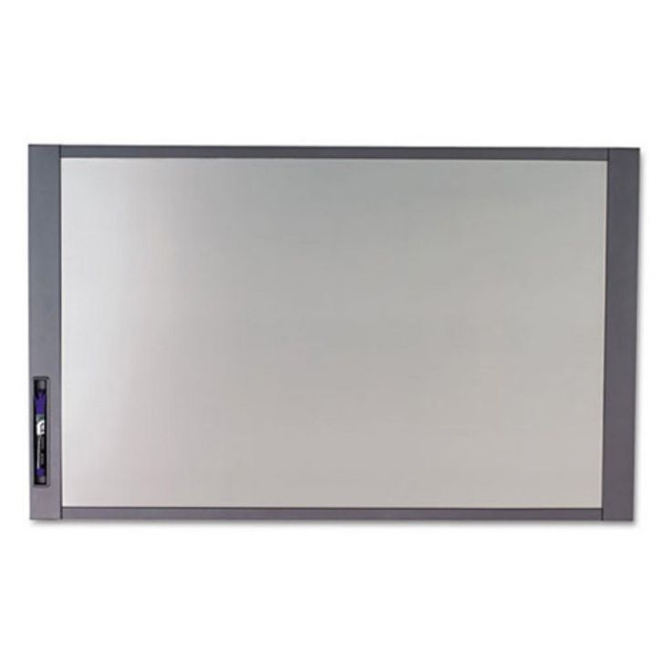 Quartet 37 x 23 in. InView Custom Whiteboard - QRT72982, Durable