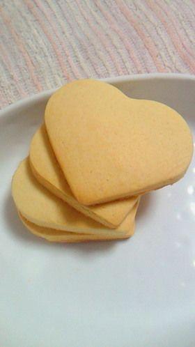 強力粉とコーンスターチで☆超絶品クッキー