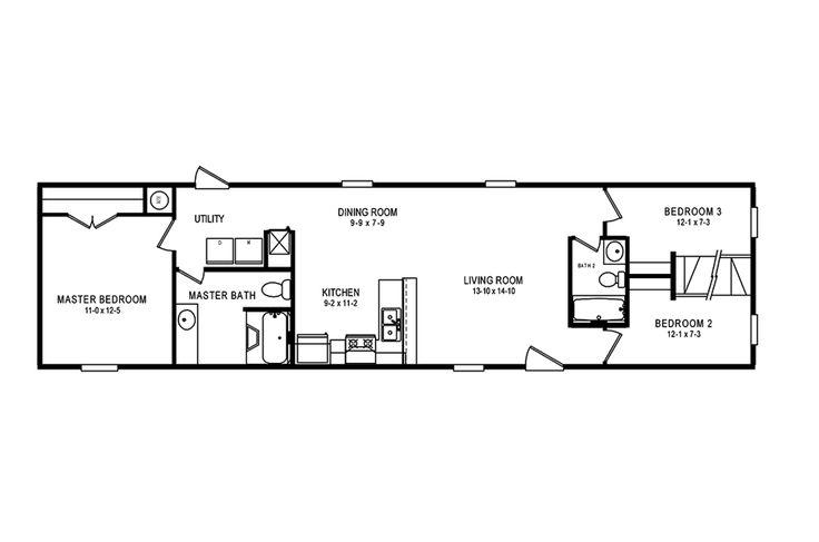 1000 images about floor plans on pinterest oakwood for Oakwood floor plans