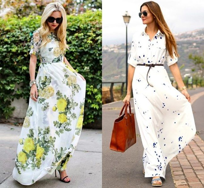 15 best images about Incredible Long Maxi Dresses Designs on ...