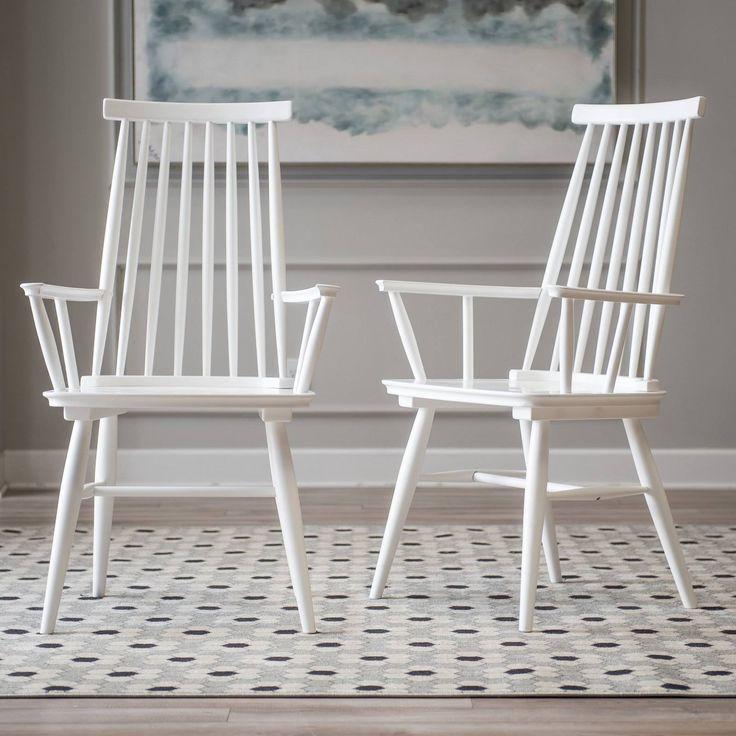 Belham Living Warren Windsor Dining Chair with