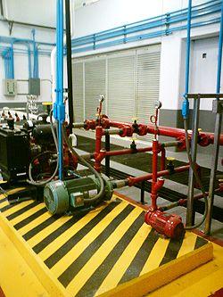 Llevamos nuestros sistemas hidráulicos a diferentes establecimientos. Por ejemplo, hospitales. #Hospitales #Sistemas #Hidráulicos #Agua