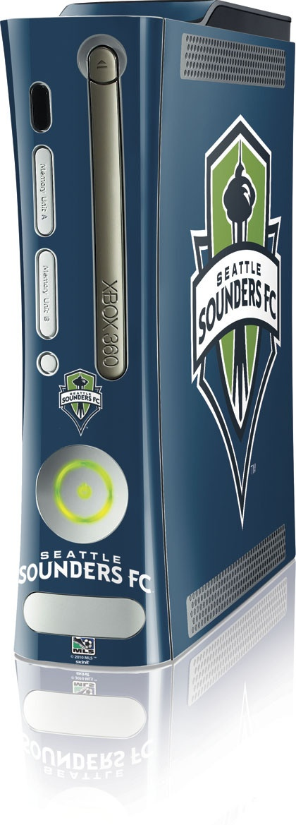 Seattle Sounders FC For Microsoft Xbox 360 (Includes HDD)