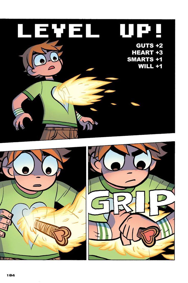 Scott Pilgrim Vol. 4 (of 6) Scott Pilgrim Gets It Together (2013)   Viewcomic reading comics online for free