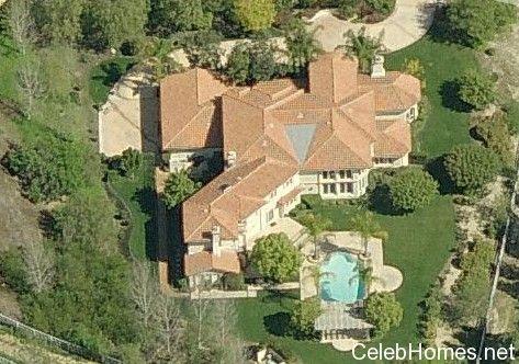 Kris Jenner's House Pics