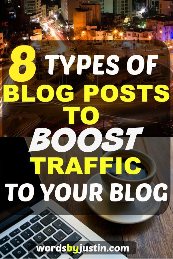 Are you having difficulty finding original and interesting ideas for your next post?  And what are the best types of blog post anyway to improve your chances to boost your traffic?  #blogger #blogtips #blogadvice #bloggingtips #bloggers