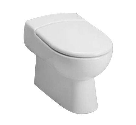 Lucerne wall faced pan $507(discount available0 @ Bathroom Warehouse