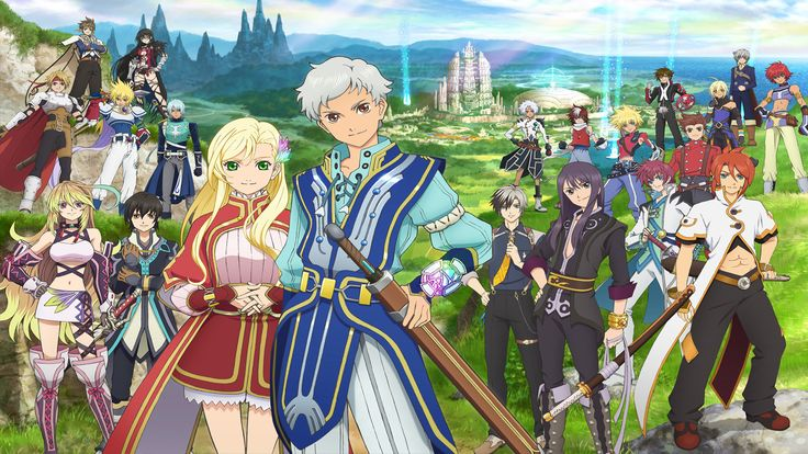 Bandai Namco Announces Tales of the Rays For Mobile platforms http://www.cgmagonline.com/2017/07/05/bandai-namco-announces-tales-of-the-rays/