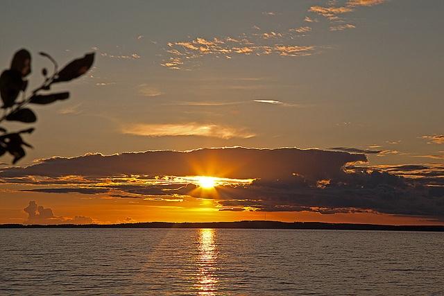 #Kainuun meri #Oulujärvi