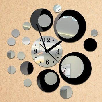 Best Decorating With Clocks Images On Pinterest Home