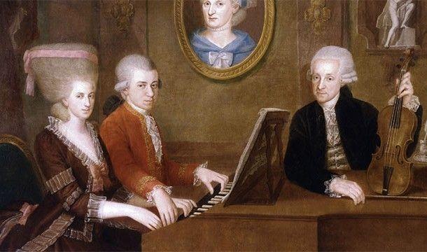 Toen de Amerikaanse onafhankelijkheidsverklaring werd getekend, was Mozart twintig jaar oud. Raar maar waar! In 1776.
